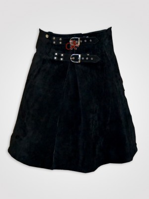 Gladiator Roman Warrior Leather Kilt