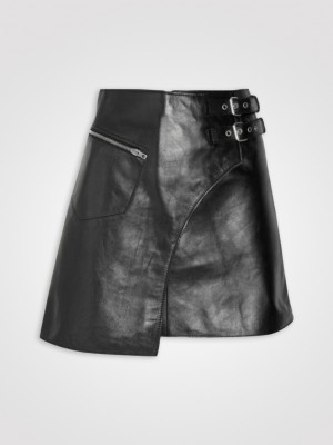 Leather Utility Kilt Gladiator