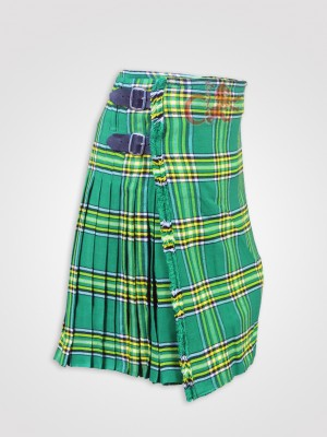 Irish National Tartan kilt